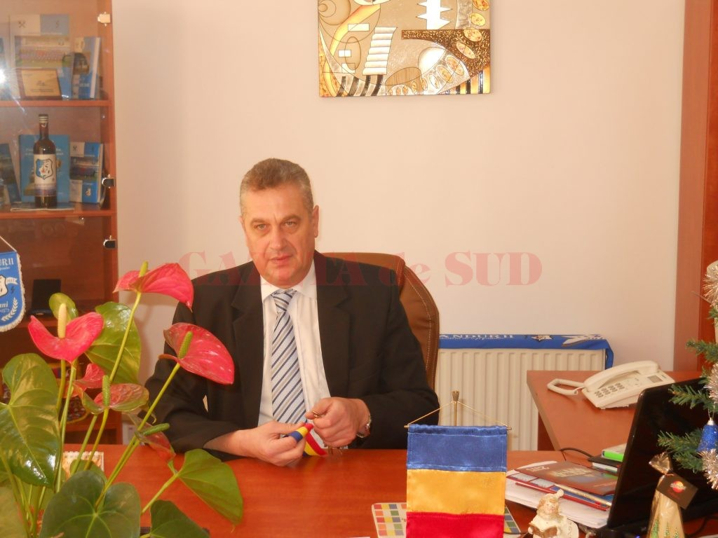 Romeo Chiriac, directorul executiv al AJOFM Gorj