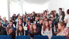 Zeci de elevi au participat la concurs (Foto: Eugen Măruţă)