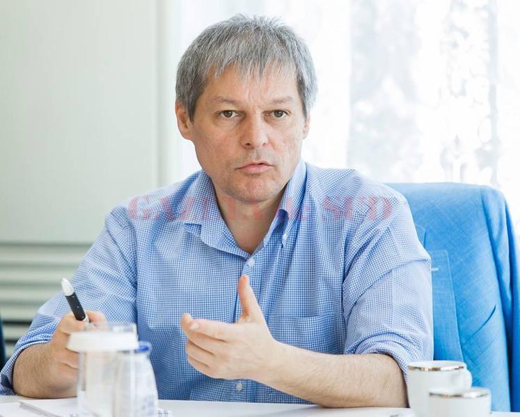 Dacian Cioloș (Foto: Hotnews.ro)