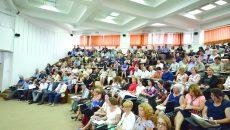 Responsabilii din învățământ s-au întâlnit pentru a pregăti noul an școlar (Foto: Claudiu Tudor)