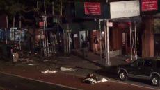 Explozie în Manhattan (Foto: Hotnews)