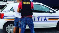 """""""Fulgerică"""" a fost ridicat de polițiști în baza mandatului emis de instanță și a fost dus la Penitenciarul Craiova"""