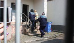 Magistrata Carmen Marinescu a fost arestată preventiv pe 24 martie 2015 și a ieșit din arest două luni mai târziu (Foto: Arhiva GdS)