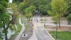 """Aşa arată Parcul """"Romanescu"""", la sfârșitul procesului de modernizare (Foto: Bogdan Grosu)"""