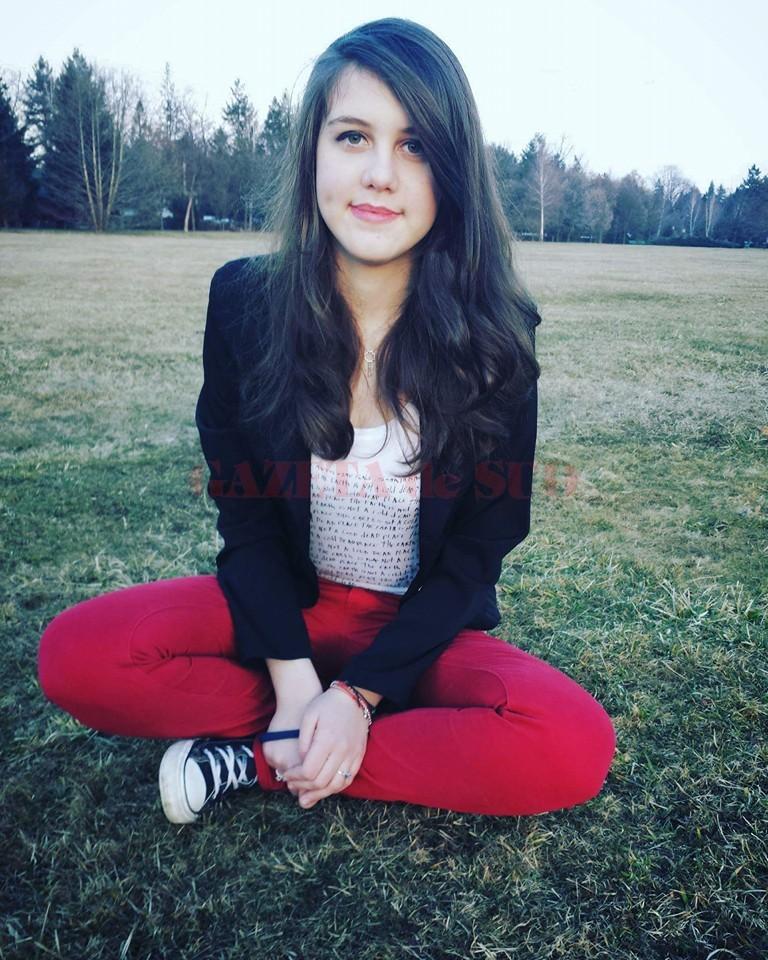 larisa iscrulescu