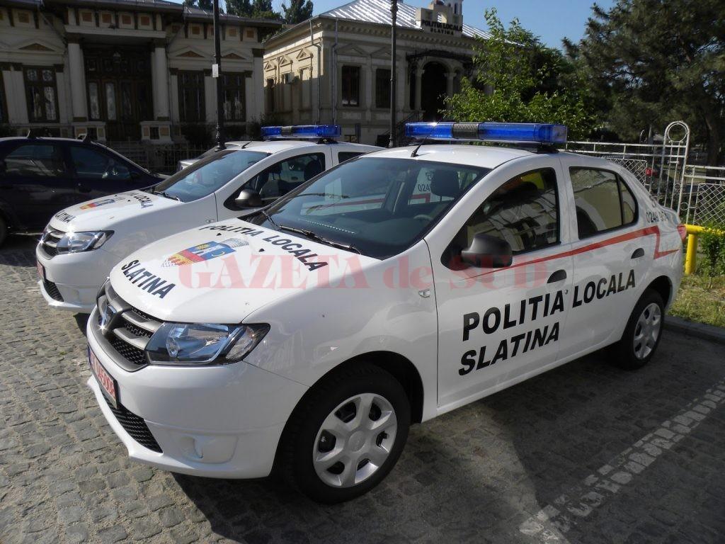 loganuri noi pentru politia locala