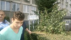 Fiul sindicalistului Adrian Marciuc a scăpat cu 60 de zile de control judiciar (Foto: Eugen Măruţă)
