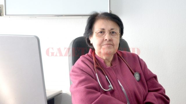 După 40 de ani de profesie, conf. dr. Rodica Mușetescu, șefa Clinicii de Cardiologie a SJU Craiova, spune că bolnavii ar putea fi îngrijiți mai bine dacă sistemul medical ar fi reformat și ar scăpa de birocrație (Foto: Traian Mitrache)
