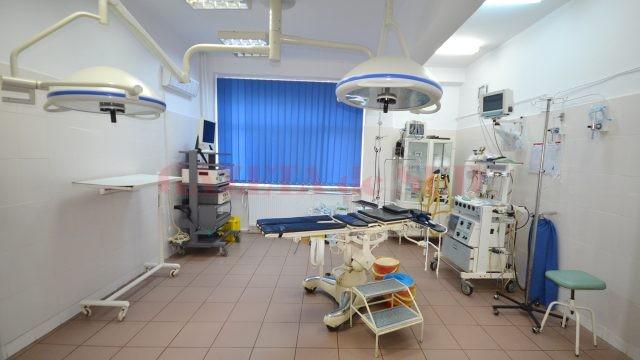 Așa arată sala de opreație din Clinica de Chirurgie