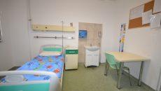 Salon de la Spitalul de Boli Infecțioase (Foto: Traian Mitrache)