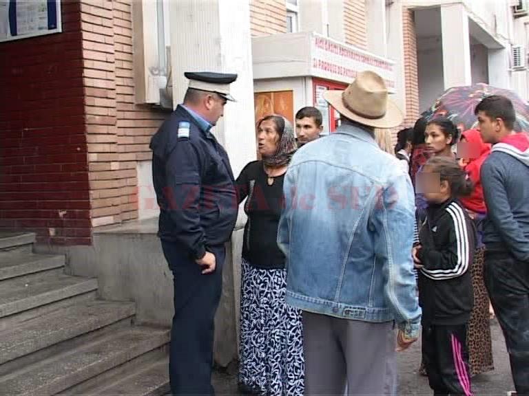 Scandalul care a avut loc între mai mulţi cetăţeni din cartierul Panduraşul s-a produs din cauza unei datorii mai vechi neachitate