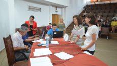 La ISJ Dolj a avut loc, joi și vineri, ședința publică de repartizare a posturilor didactice vacante (Foto: Traian Mitrache)