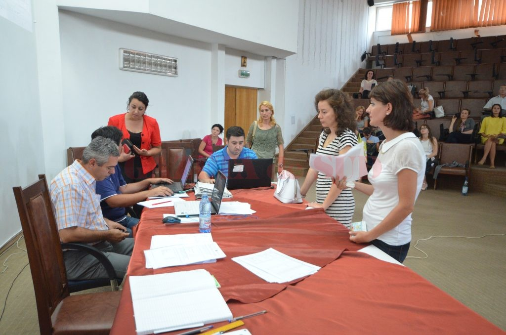 La ISJ Dolj a avut loc, joi și vineri, ședința publică de repartizare a posturilor didactice vacante