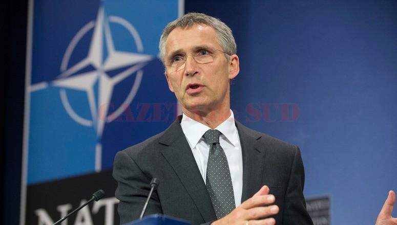 Secretarul general al NATO, Jens Stoltenberg (Foto: revista22.ro)
