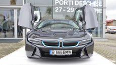 BMW i8, cel mai vândut automobil sport hybrid din lume