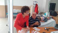 283 de pacienți au fost consultați în patru comune (Foto: Cristina Oprea)