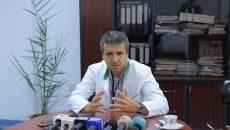 dr. Bogdan Fănuță, managerul Spitalului Judeţean de Urgență Craiova