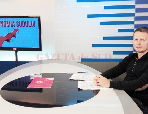 """Radu Buziernescu, managerul firmei de audit și consultanță Professional Consulting, a spus în cadrul emisiunii """"Economia Sudului"""" că încă nu sunt foarte clare anumite aspecte din Legea privind impozitul specific"""