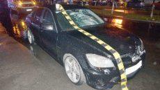 Maşina cu care a fost accidentat mortal, luna trecută, un bărbat de 37 de ani