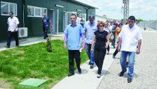 În 2013, autoritățile au inaugurat cu mare pompă adăpostul canin de la Breasta ()