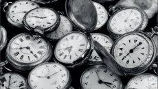 afis Pravalie - Timpul