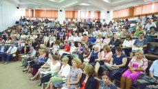 Miercuri are loc prima probă din cadrul concursului de ocupare a funcțiilor de director și director adjunct din unitățile de învățământ din Dolj (Foto: arhiva GdS)