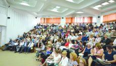 Peste 80 de directori de școli au trecut prin proba de evaluare a CV-ului și au susținut interviul pentru un nou mandat (Foto: arhiva GdS)
