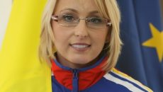 Gabriela Szabo a fost ministru al Tineretului şi Sportului