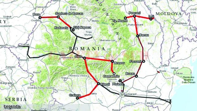 Autostrada Craiova - Pitești prinde viteză pe fonduri europene