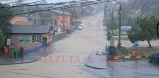 Risc de producere de inundaţii în Dolj