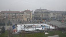 Patru firme, același grup de interese pentru patinoarul din centrul Craiovei