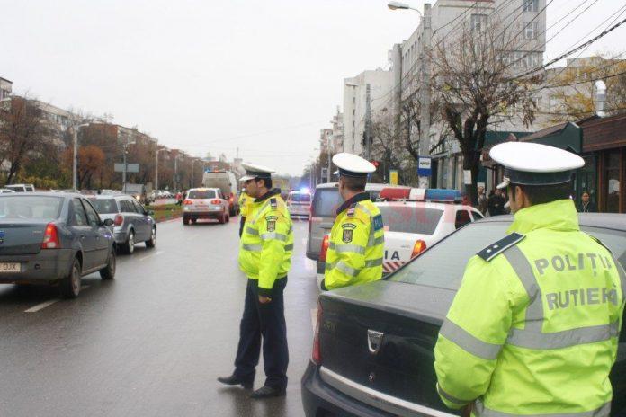 Peste 400 de sancțiuni contravenționale, aplicate de polițiști în acest sfârșit de săptămână