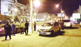 Mai mulți craioveni sunt acuzați că au lovit cu mașina, cu piciorul sau au mușcat agenți de poliție (Foto: arhiva GdS)