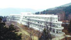 Sanatoriul TBC de la Dobriţa