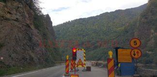 Trafic restricţionat pe mai multe drumuri