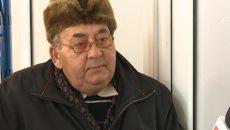 Mihai Lazăr a fost taximetrist şi de doi ani trăiește la căminul de bătrâni (Foto: captură video)