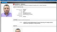 Genică Boerică este pe lista persoanelor urmărite prin Interpol din primăvara anului 2014