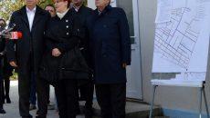 Ion Prioteasa, președintele CJ Dolj, Lia Olguța Vasilescu, primarul Craiovei și deputatul Ion Călin au participat la recepția sistemului de alimentare cu apă și canalizare, cu ocazia finalizării lucrărilor din cadrul Master Planului (POS MEDIU I), în municipiul Băilești