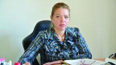 Daniela Licu, directoarea Casei Județene de Pensii Dolj (Foto: Ramona Olaru)