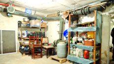 Adăposturile au fost transformate în beciuri (Foto: GdS)