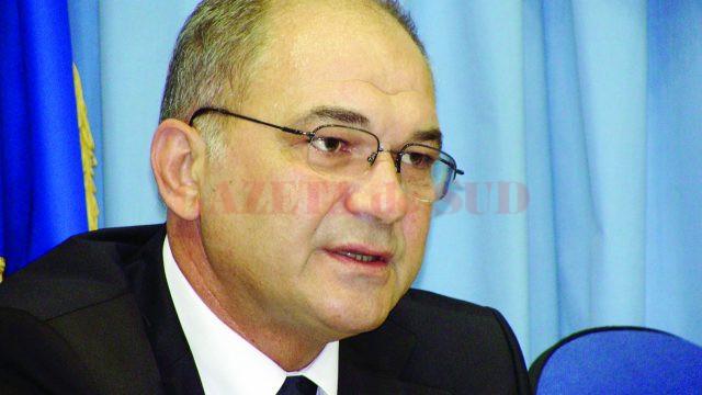 Dumitru Cristea, fostul director al Complexului Energetic Turceni