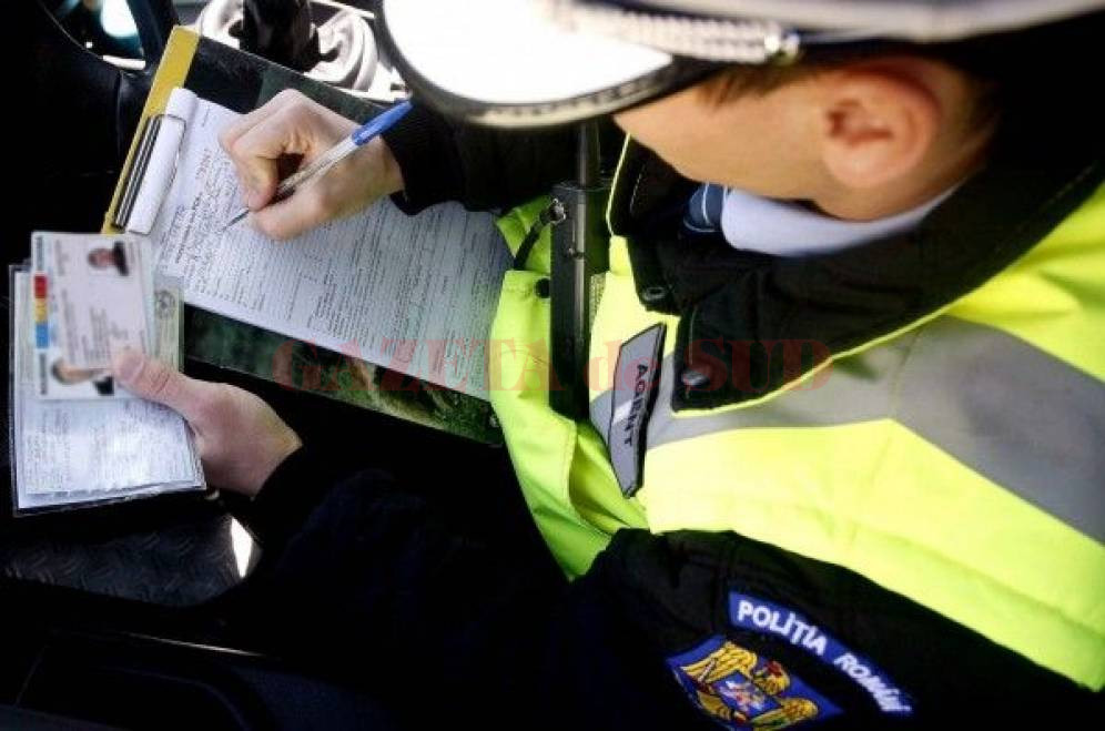 fara-permis-radar-actiune-politie-amenda