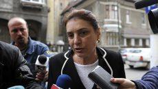 Tribunalul Dolj a hotărât, ieri, ca Maria Schutz să execute în total 13 ani și opt luni de închisoare (Foto: mediafax.ro)