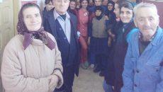 Peste 100 de doljeni din comuna Drăgotești au beneficiat ieri de consultații gratuite