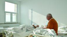 În saloanele Secției de Neurologie sunt acum maximum trei paturi ()