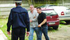 Samir Sprînceană a fost arestat preventiv pe 1 iunie 2010, fiind acuzat de comiterea de infracțiuni informatice (Foto: arhiva GdS)