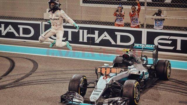 Nico Rosberg i-a surprins pe toţi când a anunţat că se retrage din Formula 1