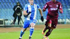 Briceag nu concepe decât victoria în meciul de Cupă cu Dacia Unirea Brăila ()