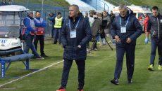 Petre Grigoraș nu acceptă noul salariu propus de administratorul special al clubului Pandurii (Foto: Alexandru Vîrtosu)