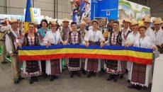 Delegaţia Gorj la standul României